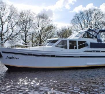 Een nieuwe boot in de vloot