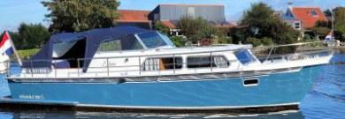nieuwe boot Aquanaut 900 AK/Ok Barones
